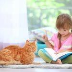 Lợi ích với trẻ nhỏ khi nuôi thú cưng